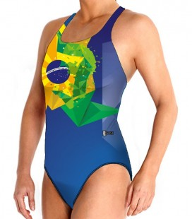 Waterpolo Brazil Woman