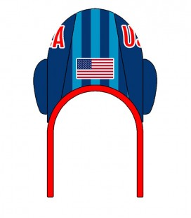 Gorro Waterpolo USA 017