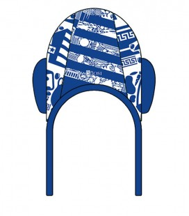 Gorro Waterpolo Grecia 017