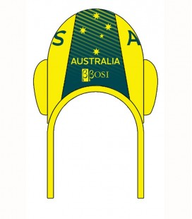 Gorro Waterpolo Australia 017
