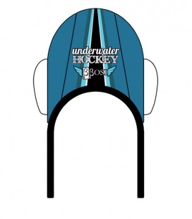 Gorro Waterpolo Viper Blue
