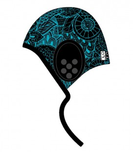 Gorro Waterpolo All in Flower