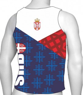 Camiseta SM Serbia