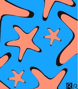 Gorro Silicona Star Fish