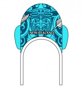 Gorro Waterpolo New Zealand 017 TQ