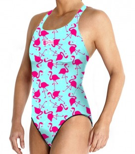 Waterpolo Flamingo Woman