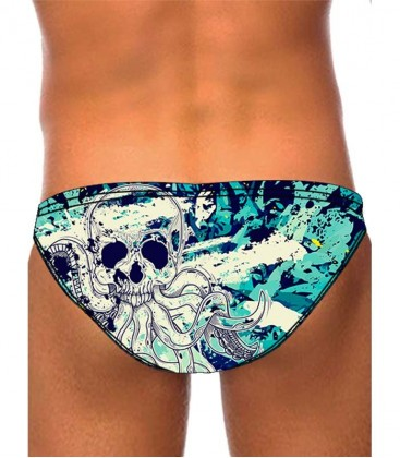 Waterpolo Sea Skull Man