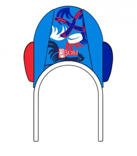 Gorro Waterpolo France UWH
