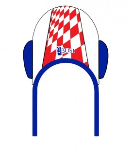 Gorro Waterpolo Croatia WC