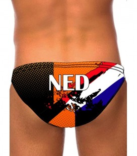 Waterpolo Holland WC Man