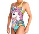 Waterpolo Unicorn Woman