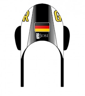Gorro Waterpolo Germany