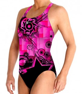 Waterpolo Pink Woman