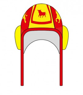 Gorro Waterpolo Spanish Bull