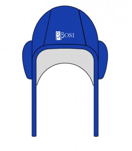 Waterpolo Cap Basic Blue