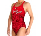 Waterpolo St George Red Woman