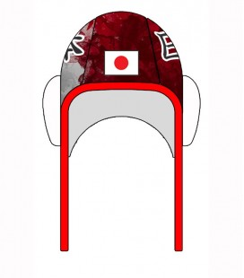 Waterpolo Cap Japan 017