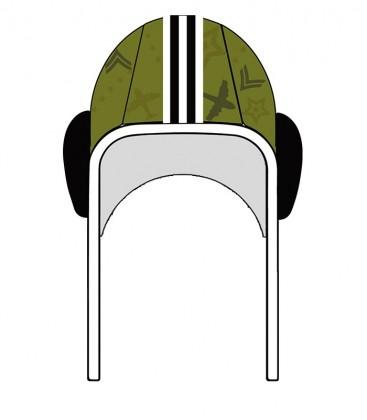 Waterpolo Cap Military Hockey