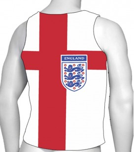 Sleeveless England
