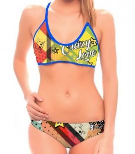 Bikini Crazy Love