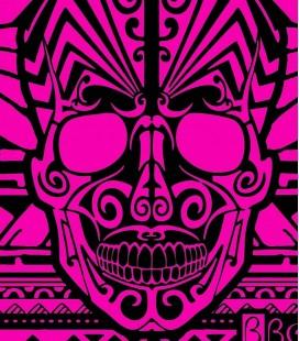 Silicone Cap Maori Pink