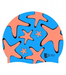 Silicone Cap Star Fish