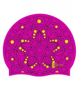 Silicone Cap Mandala