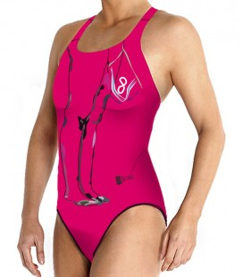 Waterpolo Manyu Pink Woman