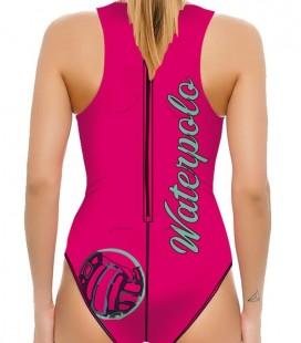 Waterpolo Manyu Pink Woman
