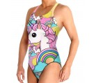 Waterpolo Unicorn Woman