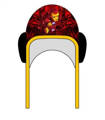 Gorro Waterpolo Iron Man