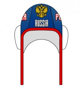 Waterpolo Cap Russia 019