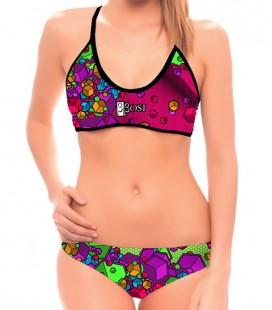 Bikini Cube Colors