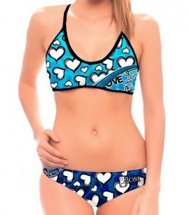 Bikini Blue Love