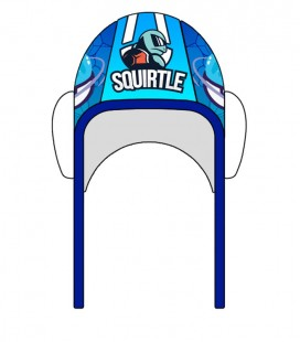 Gorro Waterpolo Squirtle