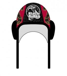 Gorro Waterpolo Black Mamba