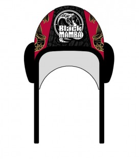 Waterpolo Cap Black Mamba