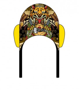Gorro Waterpolo African Protector