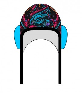 Waterpolo Cap Skull Nautic