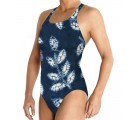 Waterpolo Shibori Plants Woman