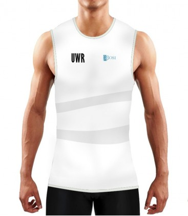 Under Water Rugby T-shirt Basic White