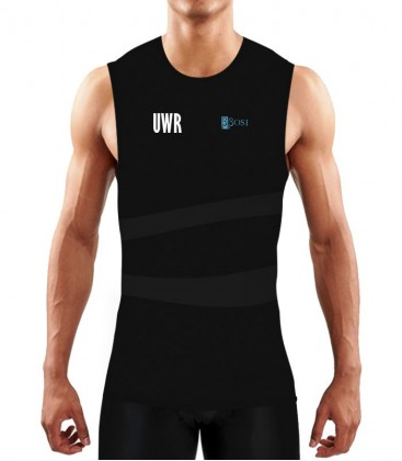 Under Water Rugby T-shirt Basic Black