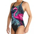 Waterpolo Pink Flamingo Woman