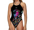 Classic Swimsuit Keep Calm