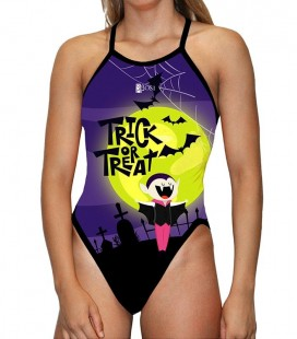 Classic Swimsuit Trick Or Treat