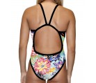 Classic Swimsuit Colorful