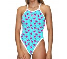 Classic Swimsuit Flamingo