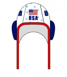 Waterpolo Cap USA 2020