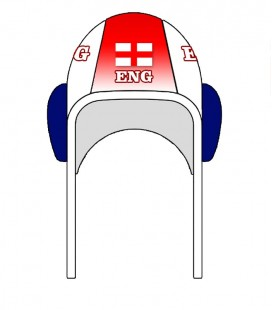 Waterpolo Cap England 2020