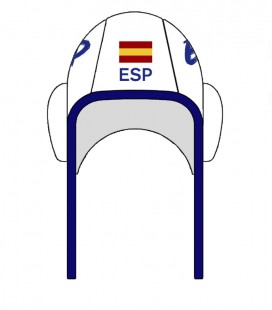 Waterpolo Cap Spain 2020 White